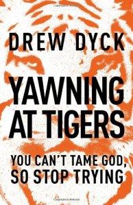 Yawning At Tiger