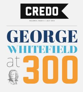 Credo Magazine - Aug 2014