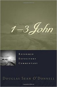 1-3 John (Reformed Expository Commentary)