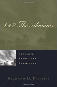 1 & 2 Thessalonians (Reformed Expository Commentary)